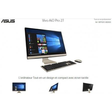 ASUS All in one V27