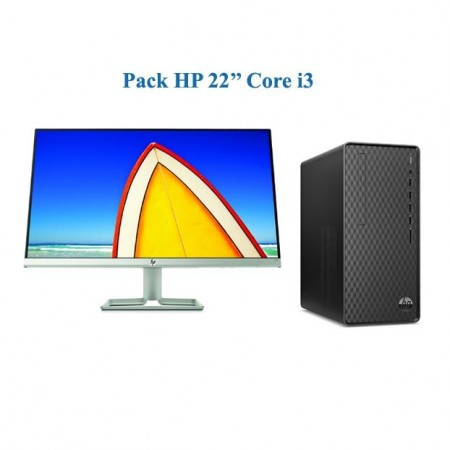 HP PACK 22''